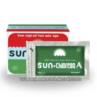 CNI-SUN CHLORELLA, nutrition completed  for your health